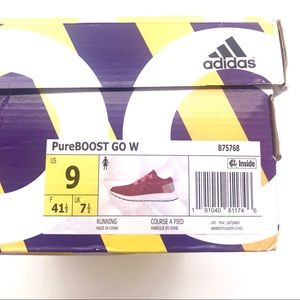 adidas Shoes - ♥️ NEW! ADIDAS PURE BOOST RUNNING SHOE